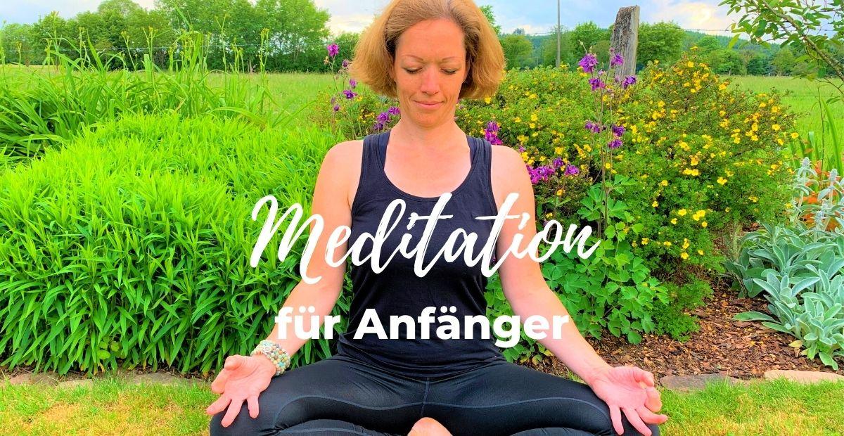 Katharina Holch - Blog - Meditation für Anfänger