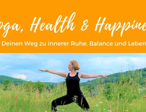 Yoga, Health & Happiness