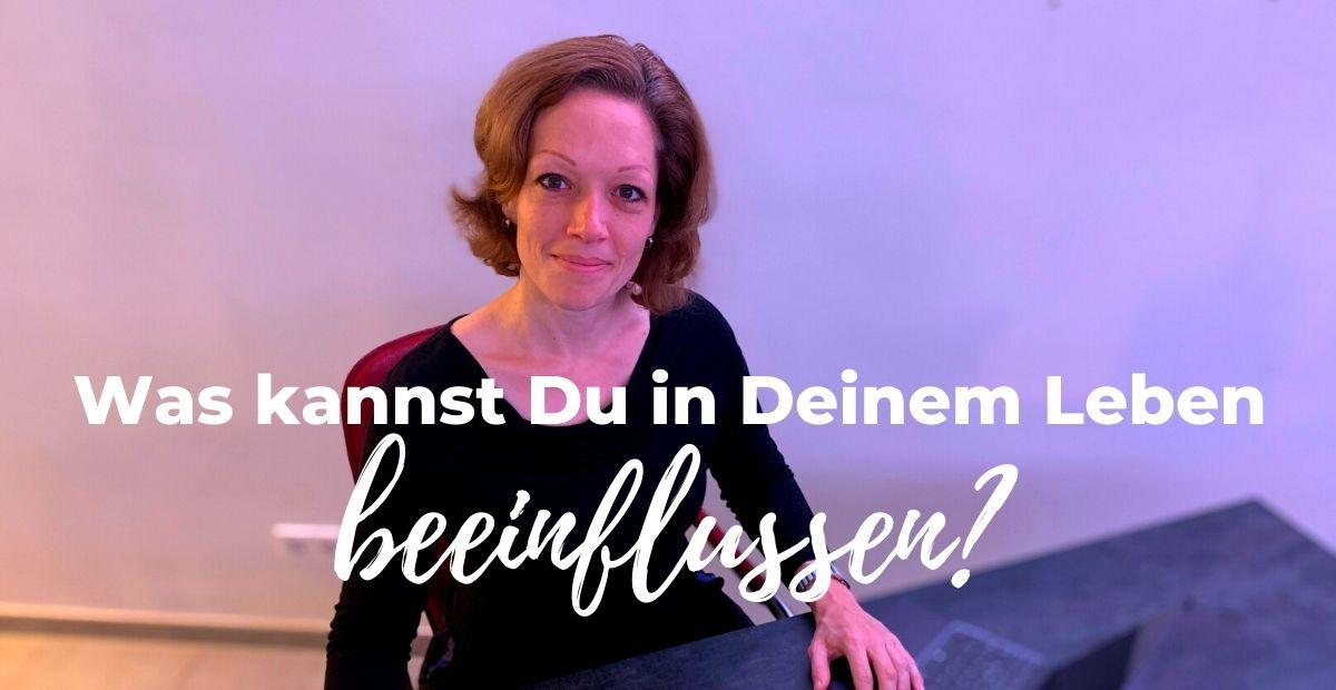 Katharina Holch - Blog - Einflussbereich