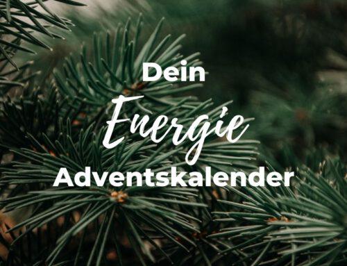 Dein Energie-Adventskalender