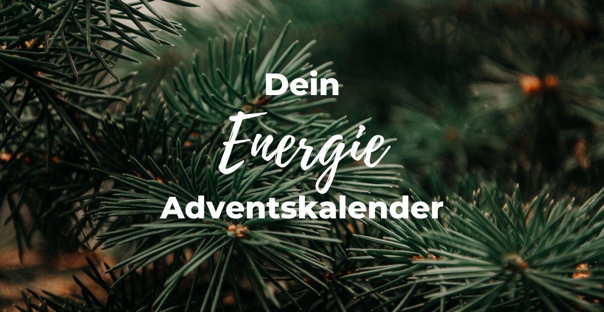 Katharina Holch - Blog - Energie-Adventskalender