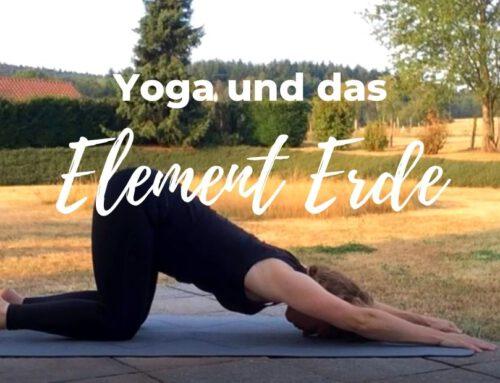 Yoga und das Element Erde