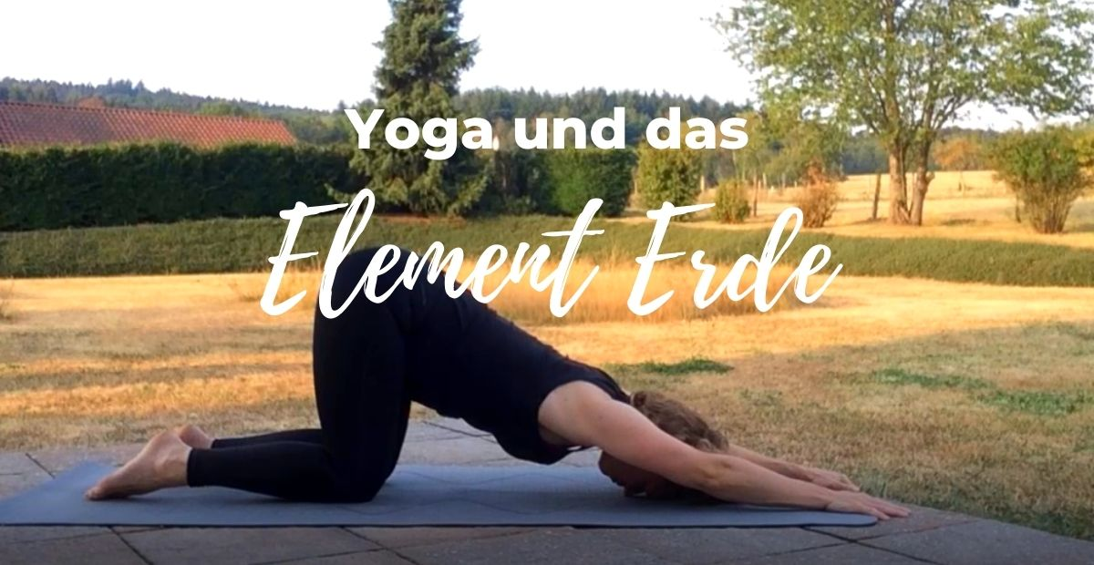 Katharina Holch - Blog - Yoga Element Erde