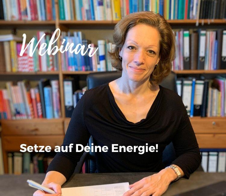 Katharina Holch - Freebies - Webinar