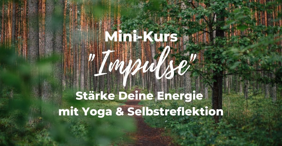 Katharina Holch - Blog - Mini-Kurs Impulse