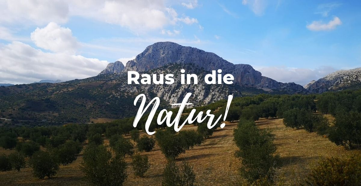 Katharina Holch - Blog - Raus in die Natur