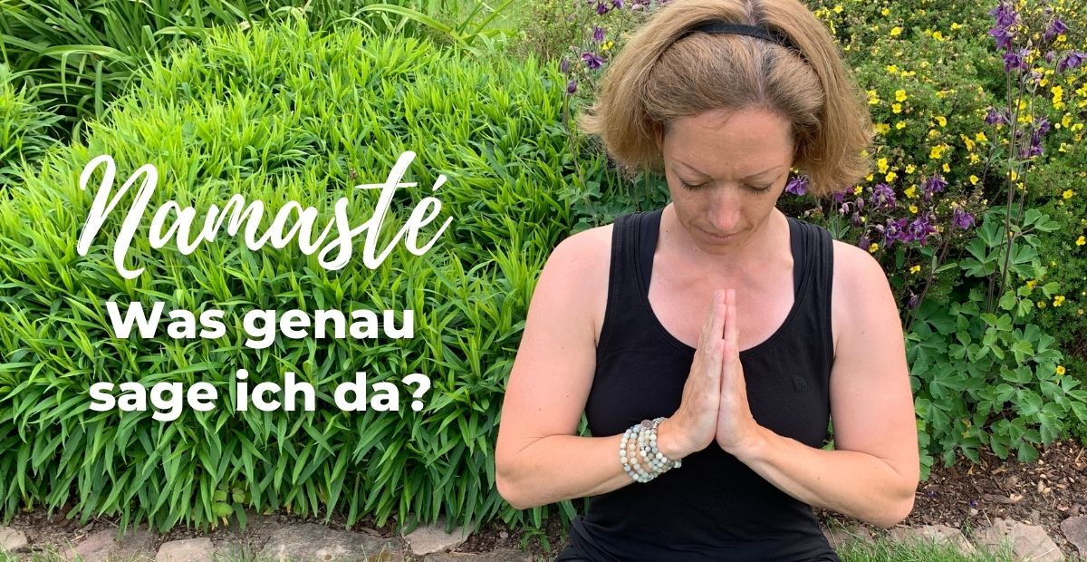 Katharina Holch - Blog - Namasté