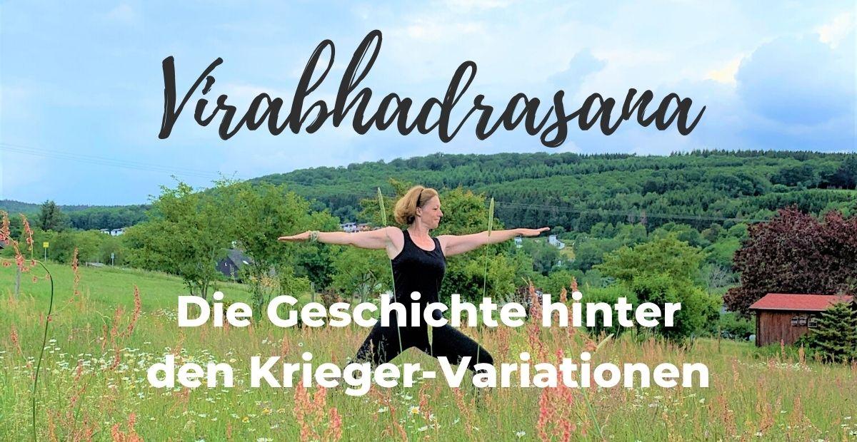 Katharina Holch - Blog - Virabhadrasana