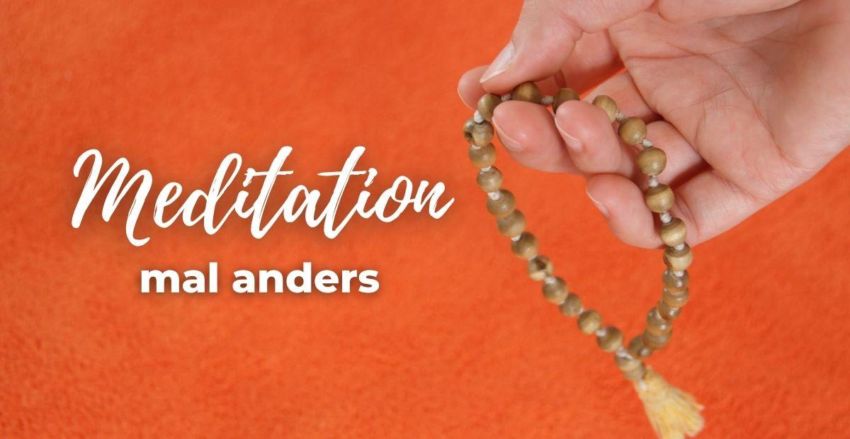 Katharina Holch - Blog - Meditation mal anders