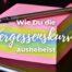Katharina Holch - Blog - Wie Du die Vergessenskurve aushebelst