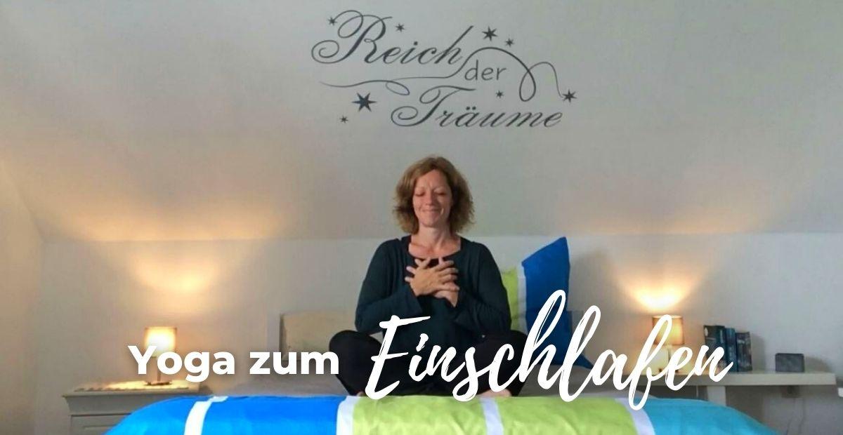 Katharina Holch - Blog - Yoga zum Einschlafen